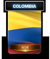 Colombia Sede